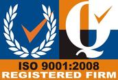 ISO 9001:2008 Certified Electronics Producer